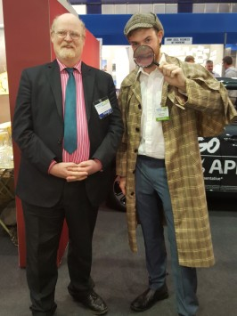 Woking We Mean Business Exhibition Private Investigator
